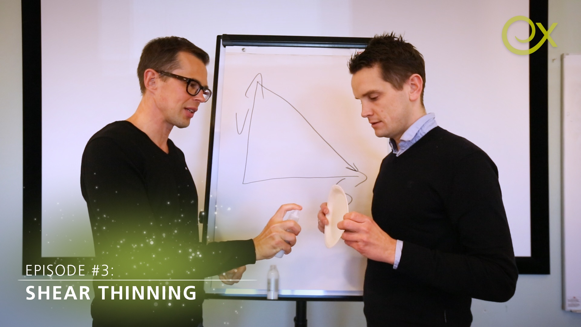 [VIDEO] Topic Tuesday: Shear thinning properties from nanocellulose : why sag resistance and good leveling can be achieved