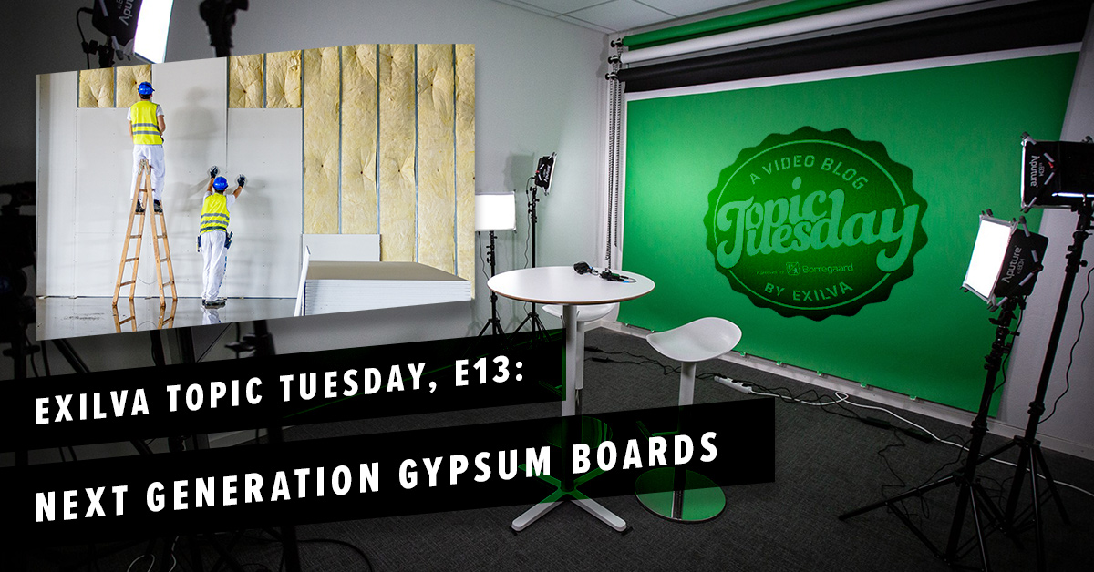 Topic Tuesday: Next generation gypsum boards