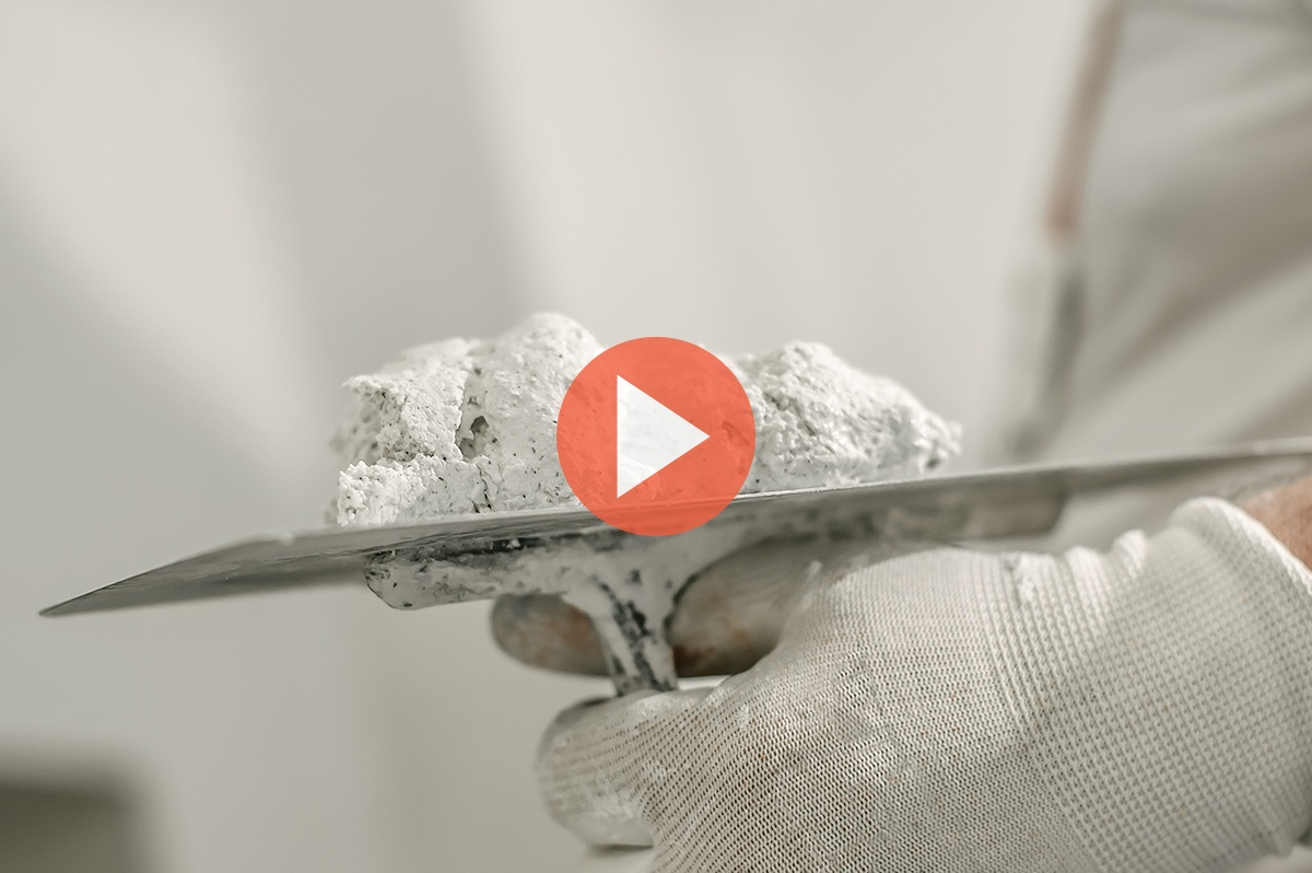 [VIDEO] Topic Tuesday: Lime mortar can better compete with concrete, with new rheology additives available