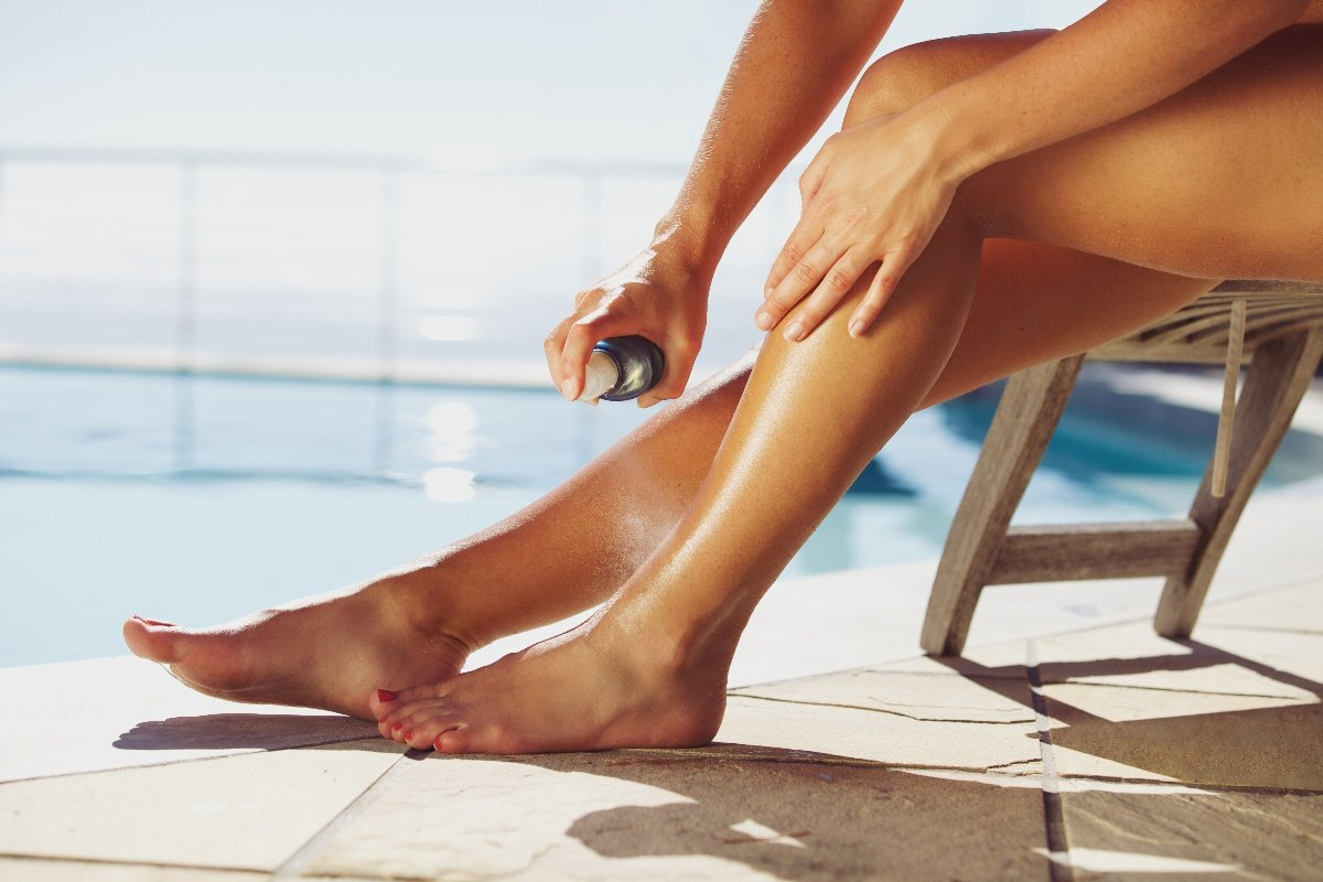 Exilva improves application and stability of sun spray products