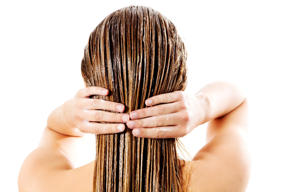 Exilva provides conditioning effect on hair